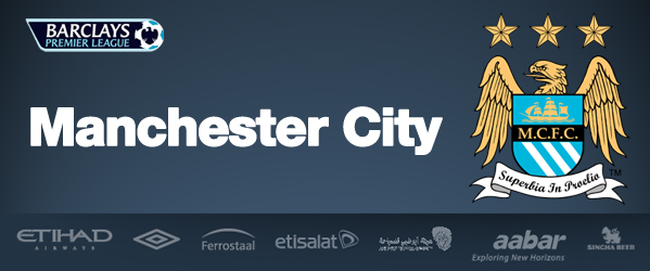 Manchester City 3D Desktop Wallpaper